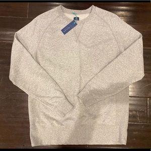 Men's Myles Everyday Crew Sweatshirt Large Gray